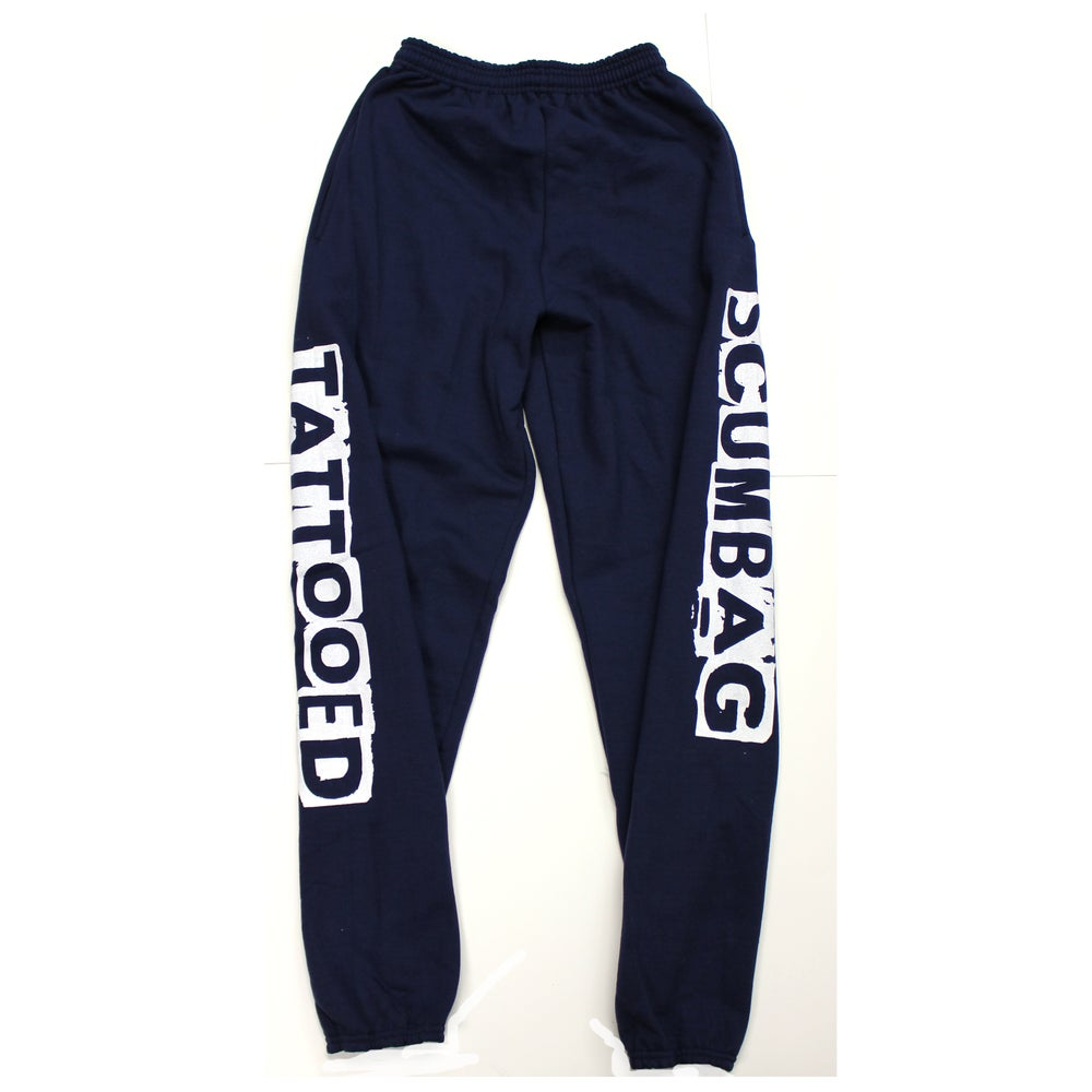 Image of Navy Sweat Pants