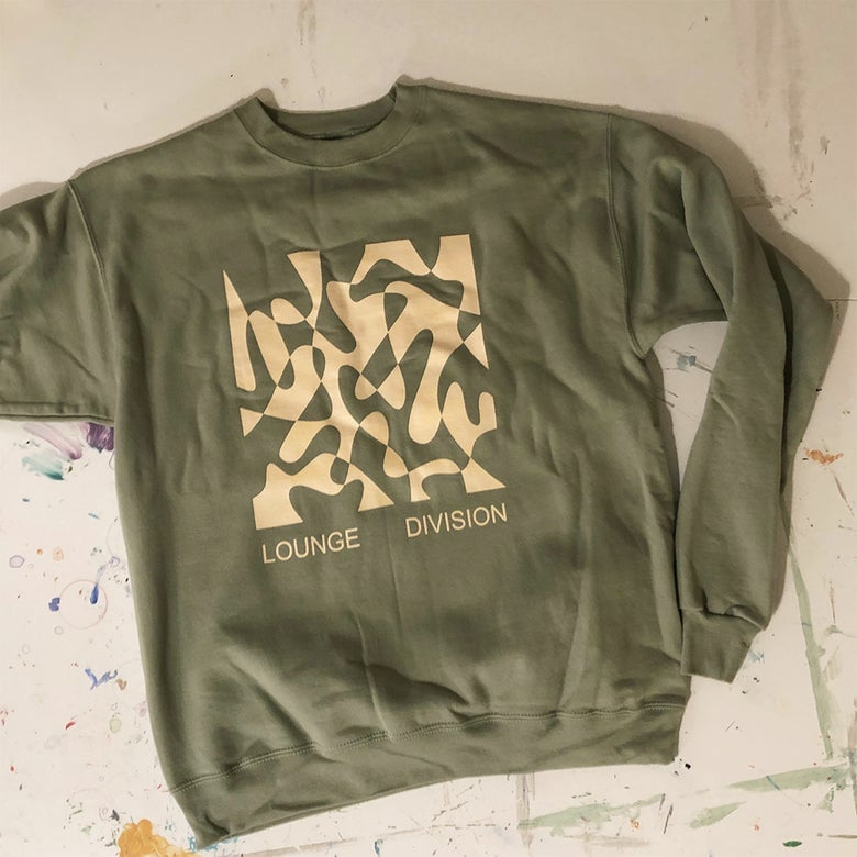 Image of Sweater (Green/Tan)