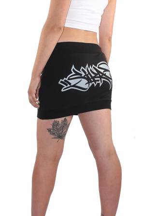 Image of BUM TAG SKIRT