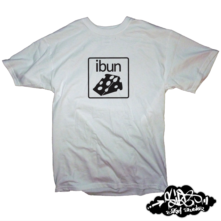 Image of ((SIKA x ibun)) ibun cheese T-shirt
