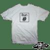 ((SIKA x ibun)) ibun hash T-shirt