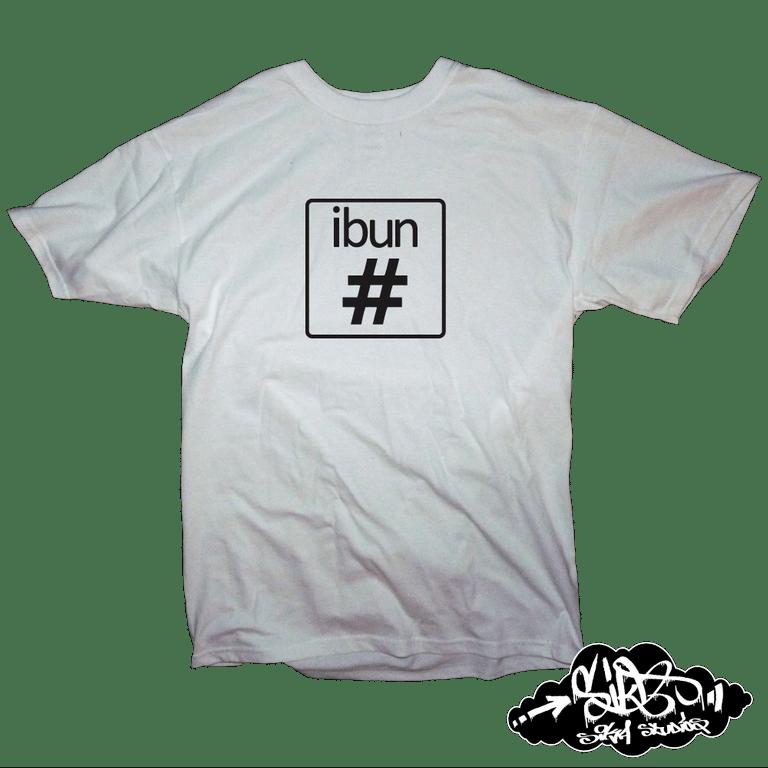 Image of ((SIKA x ibun)) ibun hash T-shirt