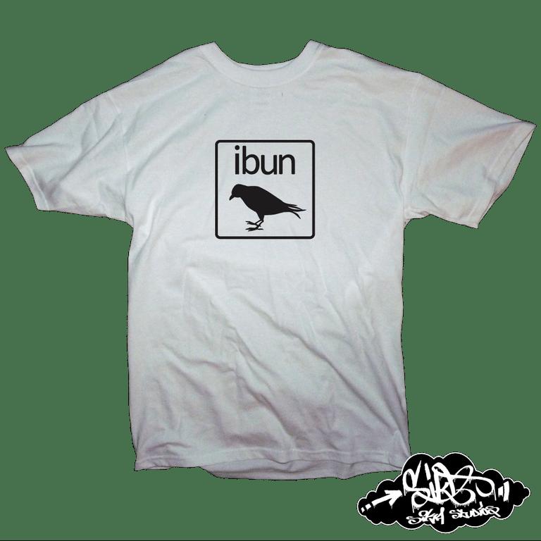Image of ((SIKA x ibun)) ibun crow T-shirt