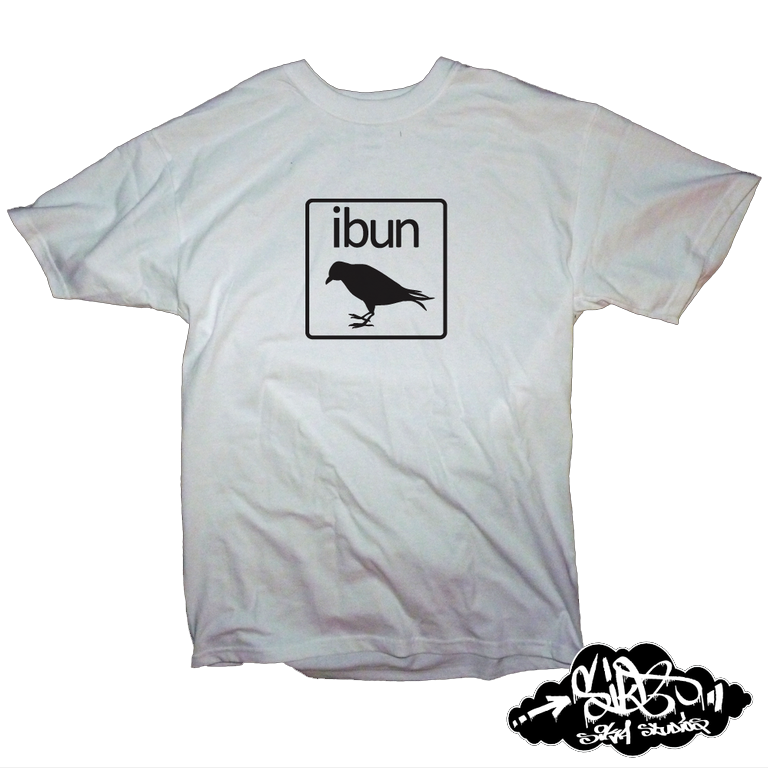 Image of ((SIKA x ibun)) ibun crow T-shirt