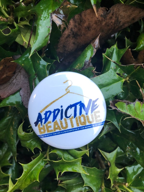 Image of Addictive Pin