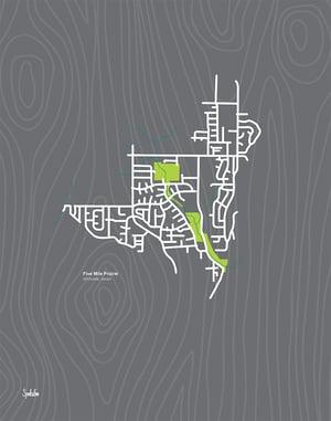Five-Mile Prairie Neighborhood, Spokane, WA