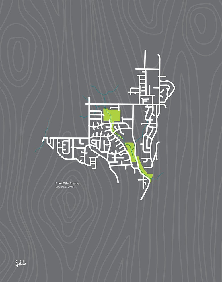 Image of Five-Mile Prairie Neighborhood