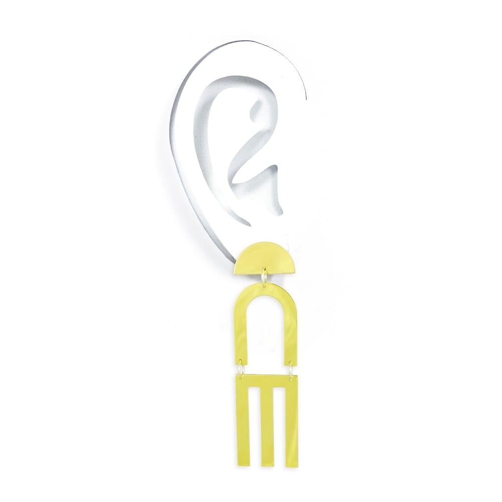 Image of MERIDA earrings