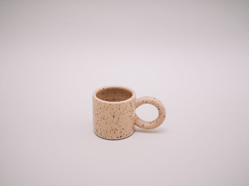 Image of Speckled mugs / S
