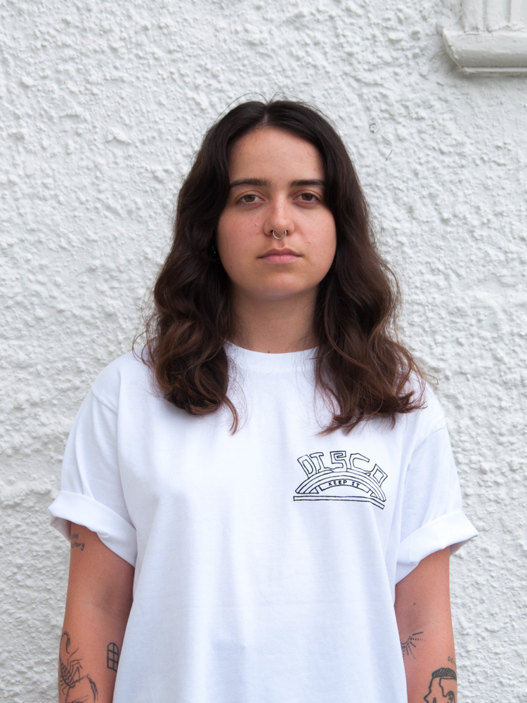 Image of WHITE ICON TEE
