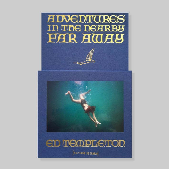 Image of Ed Templeton - Aventures in the Nearby Far Away - Last Copy