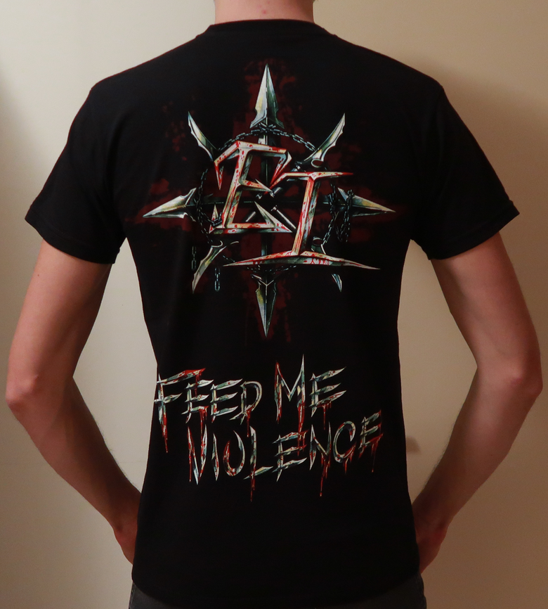 Image of Feed me Violence - T-shirt