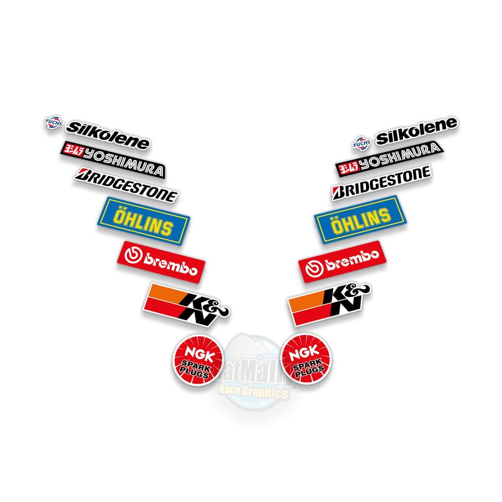 Image of Race Sponsor Stack V5.2