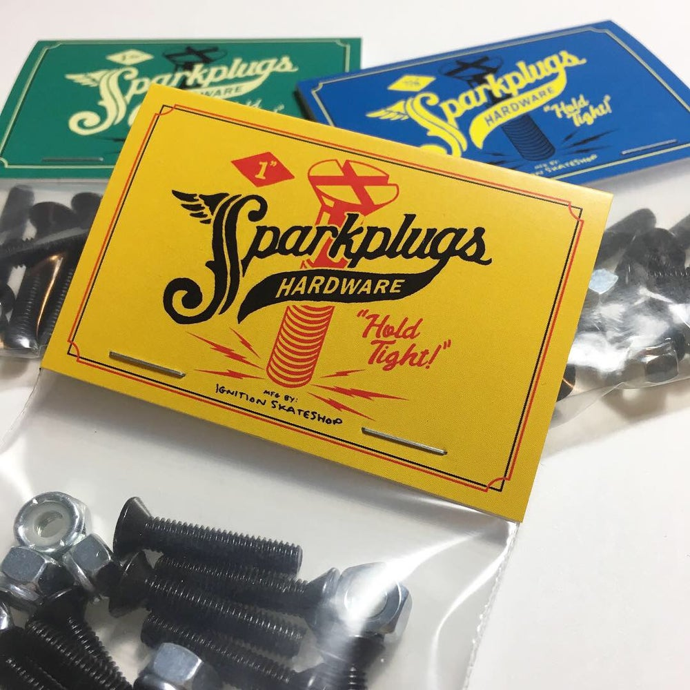 Image of SPARKPLUGS HARDWARE