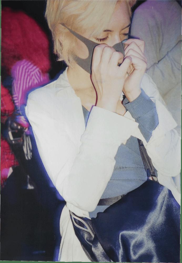 Image of HAPPY HOUR metallic print Collection - Club Portrait 45x31cm