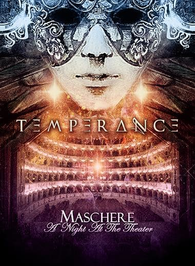 Image of Maschere - A Night At The Theater - DVD+CD