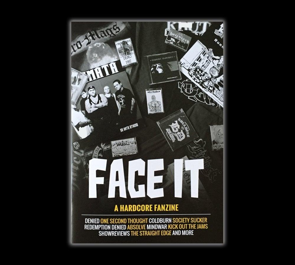 Image of Face It Fanzine