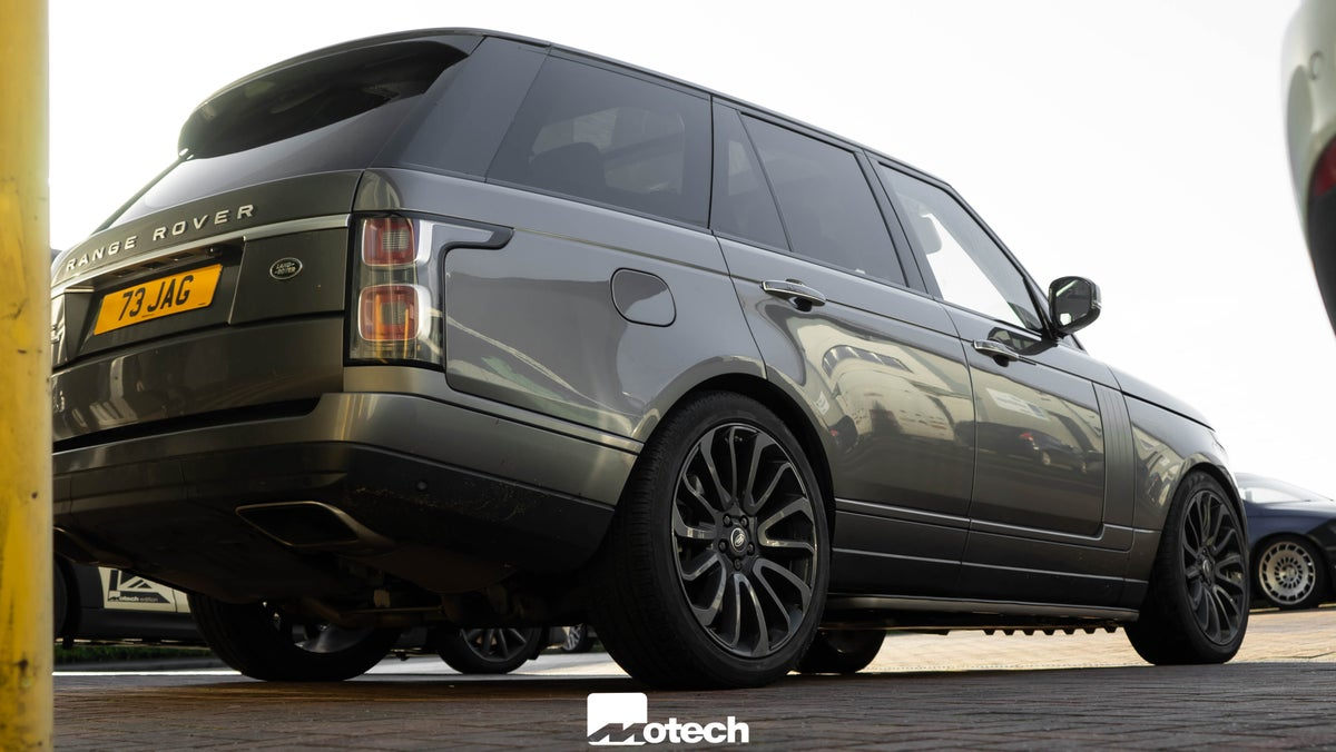 Image of Range Rover TPI Wheel Spacers