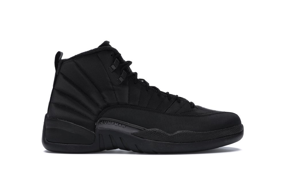 Image of Jordan 12 Retro Winter Black BQ6851-001