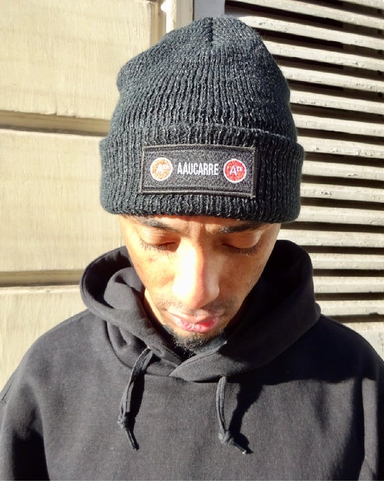 "Image of Beanie ""Reflective"""