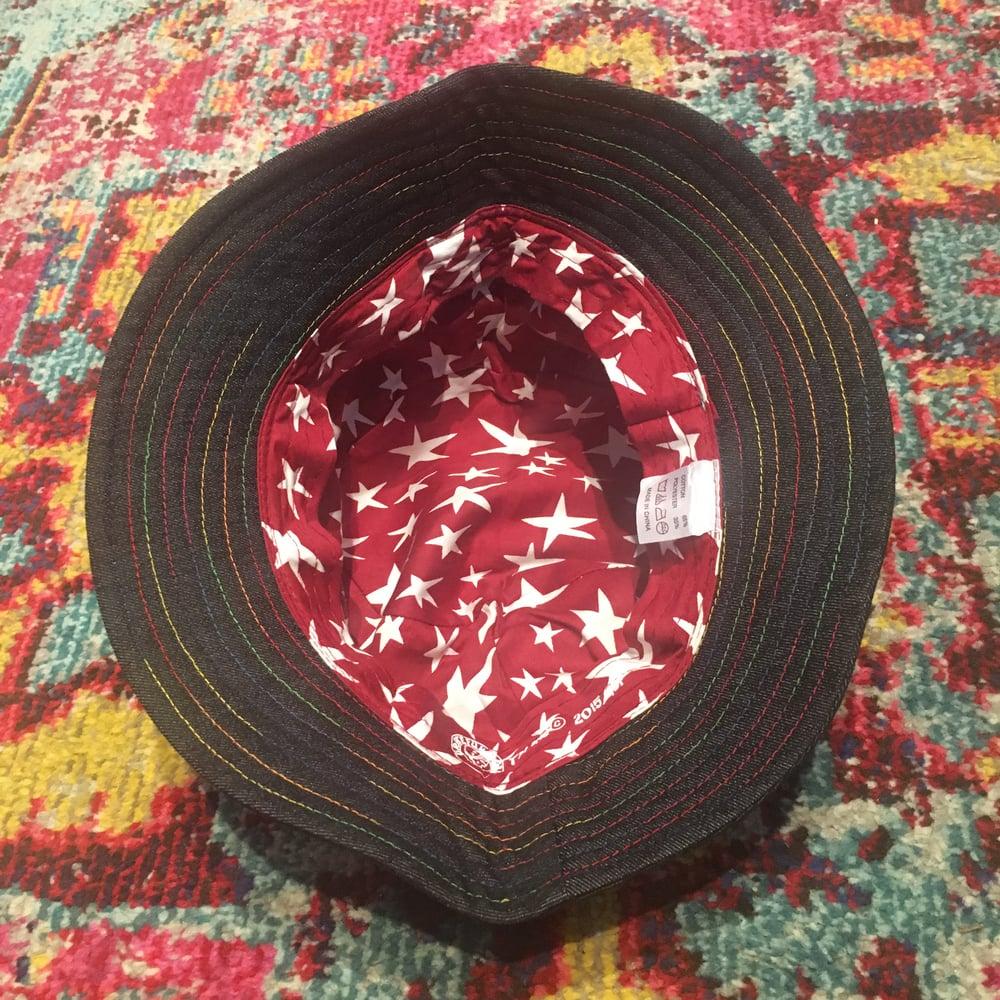Image of GD Dancing Skeleton Embroidered Bucket Hat!