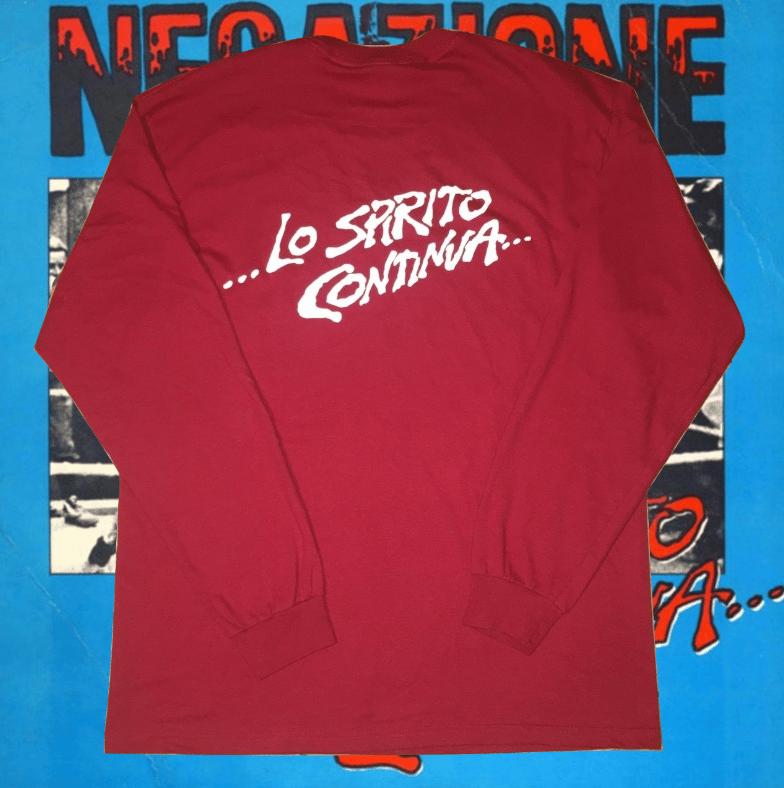 Image of Skate Muzik x Negazione - Lo Spirito Continua tee
