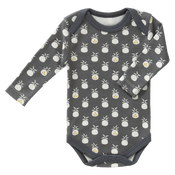 Image of Organic Pineapple Long Sleeve Body