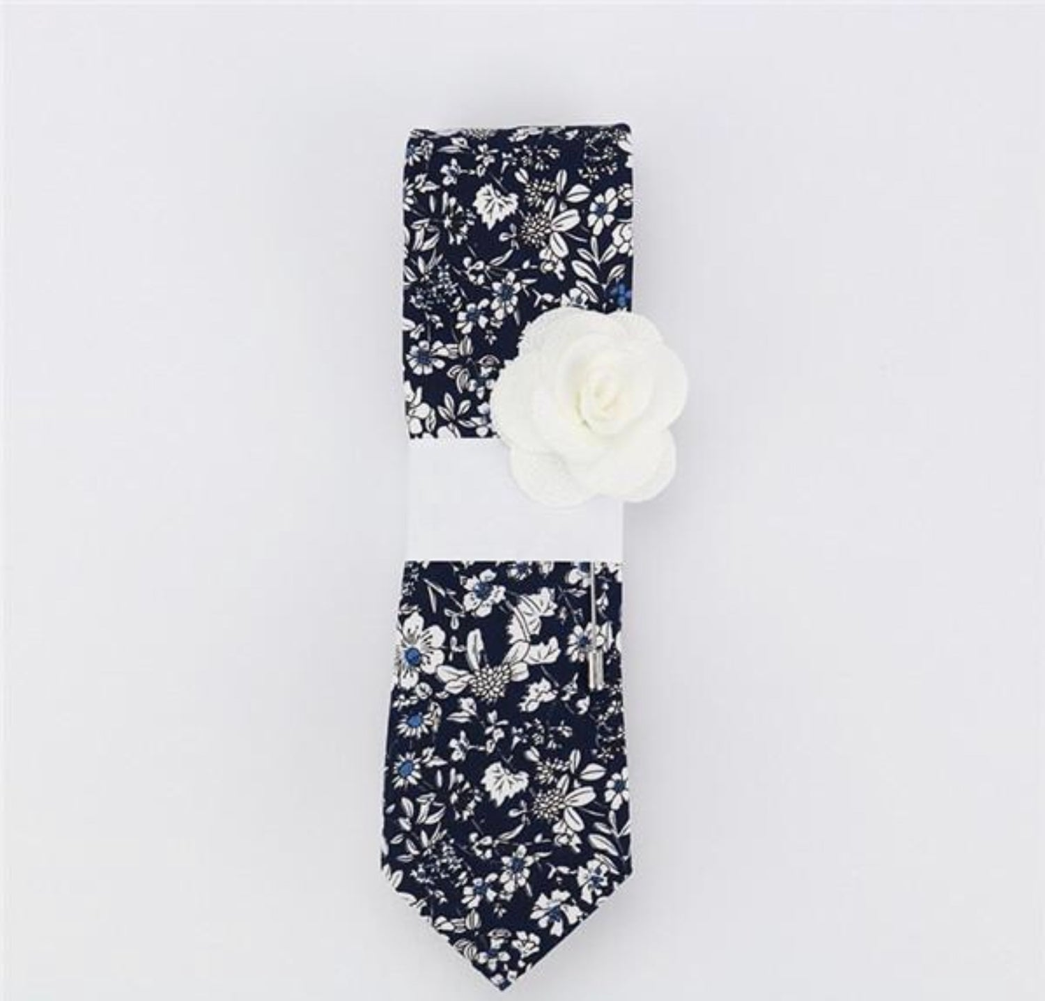Image of Vintage Floral Ties