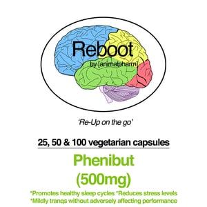 Image of PHENIBUT (500MG) CAPSULES