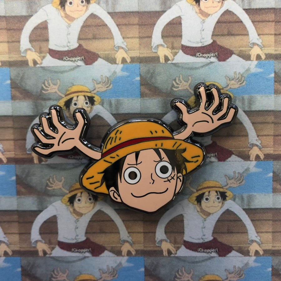 Image of Chopper Luffy