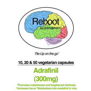 Image of ADRAFINIL (300MG) CAPSULES