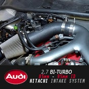 Image of PROJECTB5 - AUDI 2.7TT 85/95mm MAF-Intake System