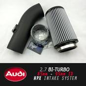 Image of PROJECTB5 - AUDI 2.7TT 85/95mm HPX MAF-Intake System
