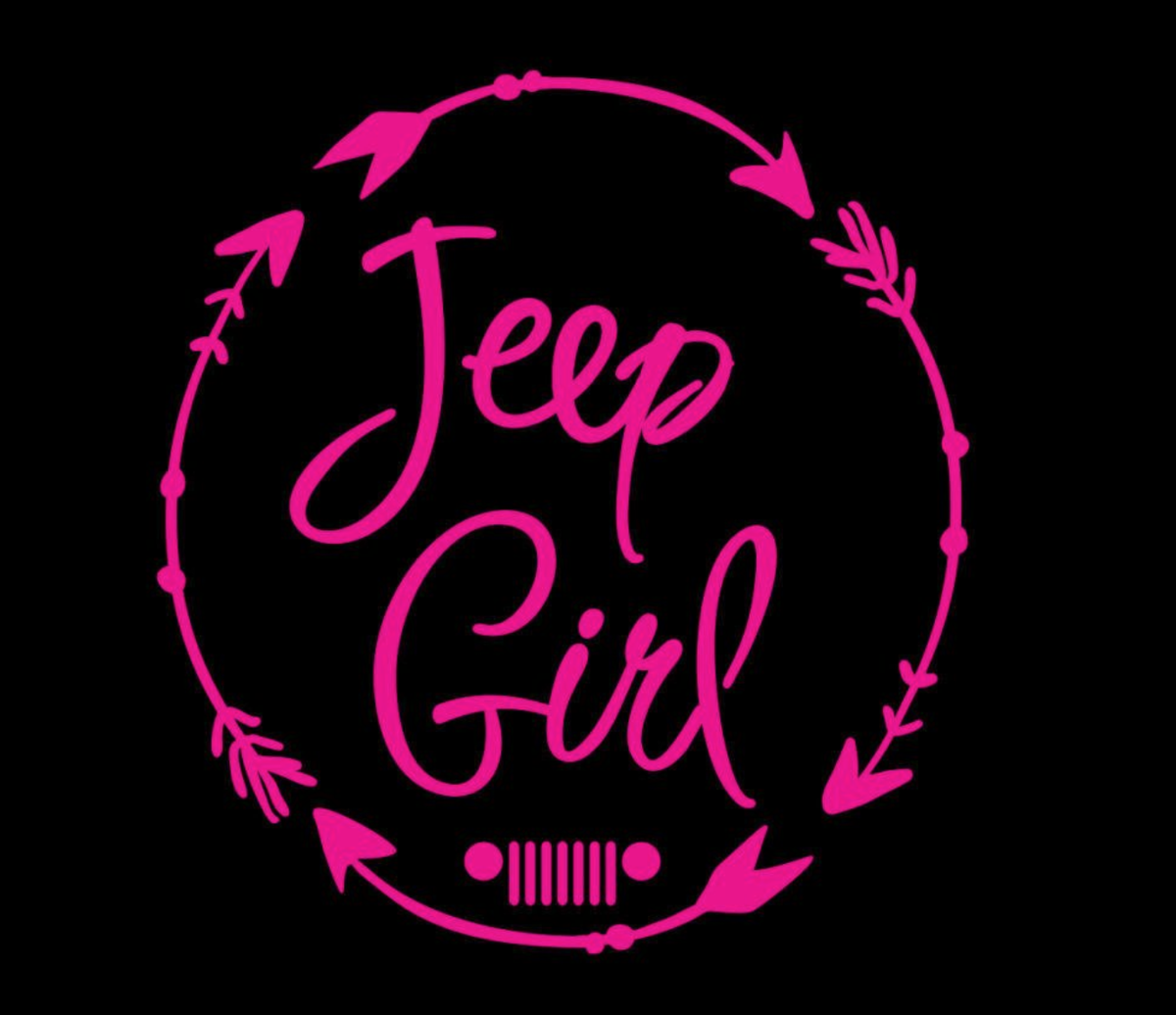 Image of Jeep Girl