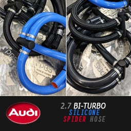 Image of PROJECTB5 - AUDI 2.7TT Spider Hose UPGRADE