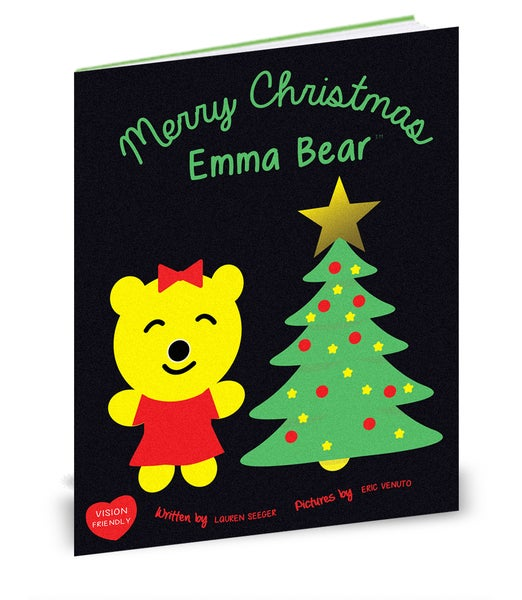 Image of Merry Christmas Emma Bear pdf book