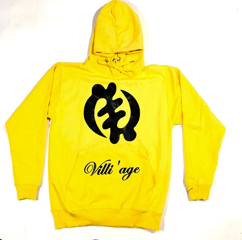 Image of Villi'age Hoodies.
