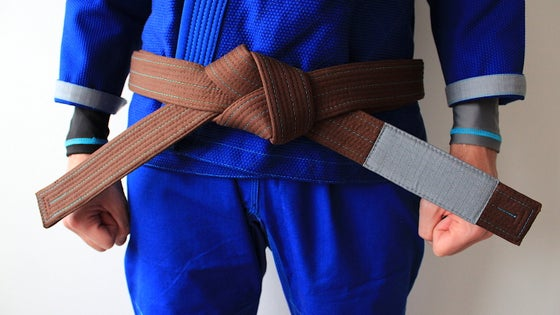 Image of CYGNUS 白鳥 BROWN BELT