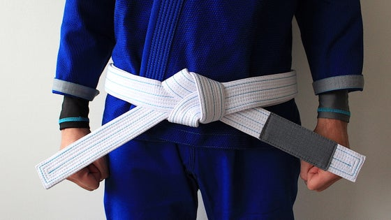 Image of CYGNUS 白鳥 WHITE BELT