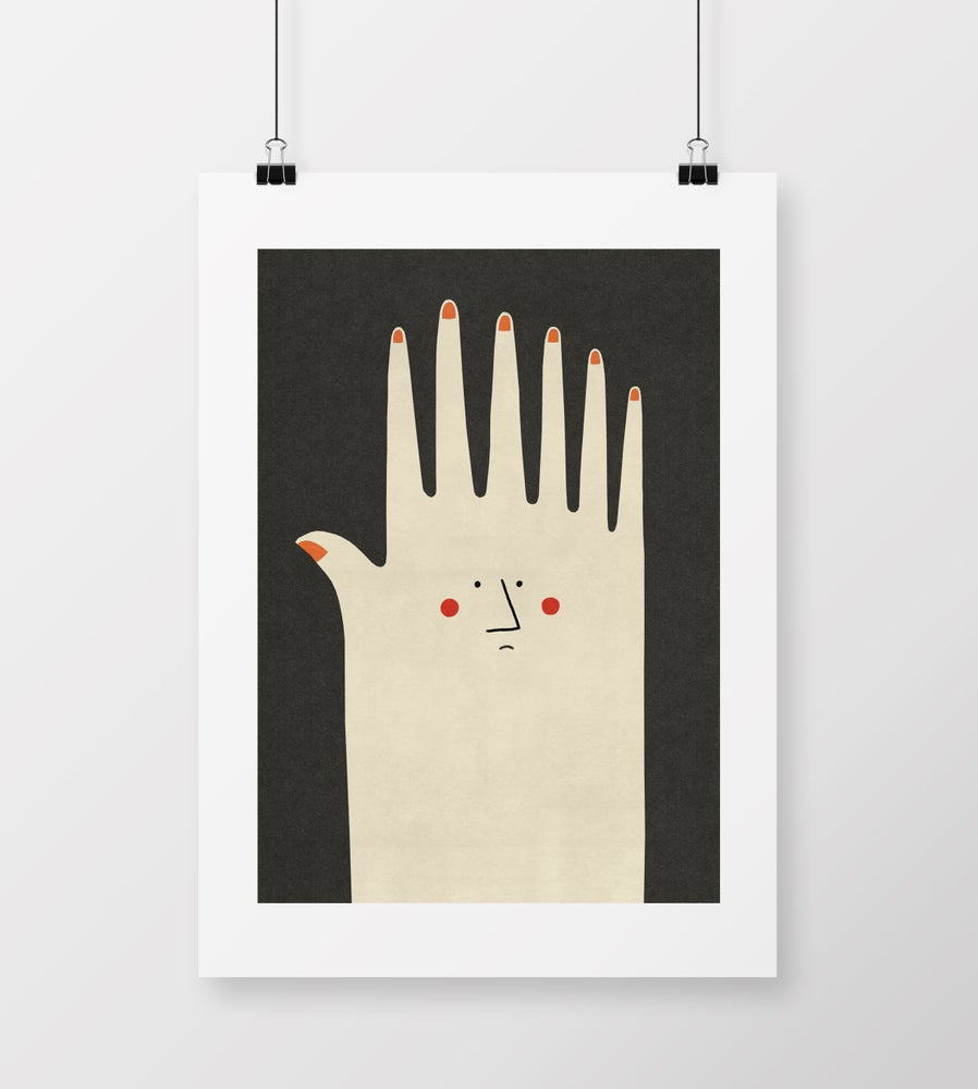 """Image of A2 """"STOP THAT"""" Giclee Print"""