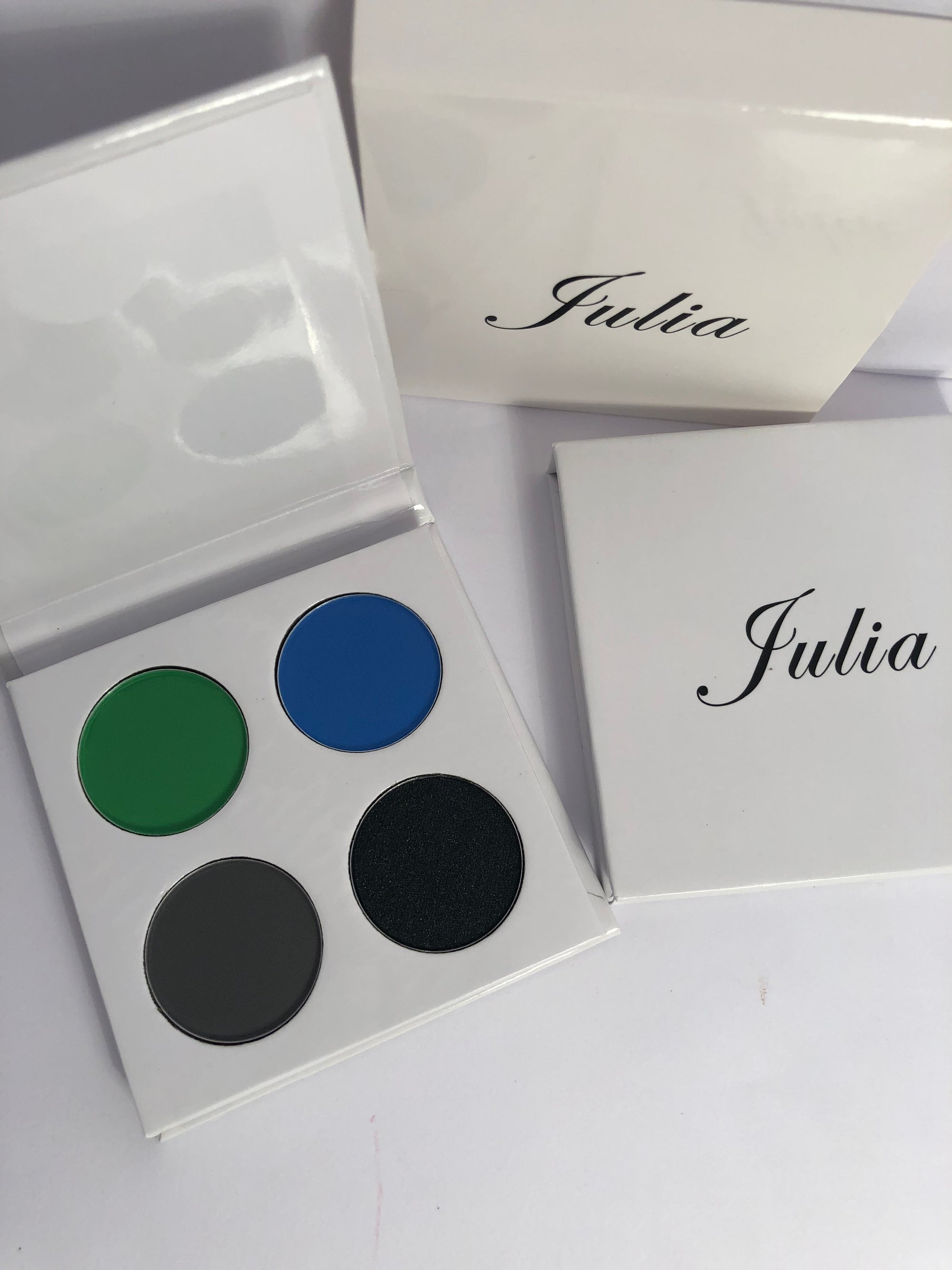 Image of Julia White Waters Eye Shadow Palettes