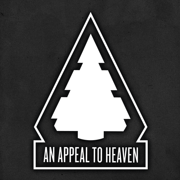 Image of AN APPEAL TO HEAVEN - DECAL