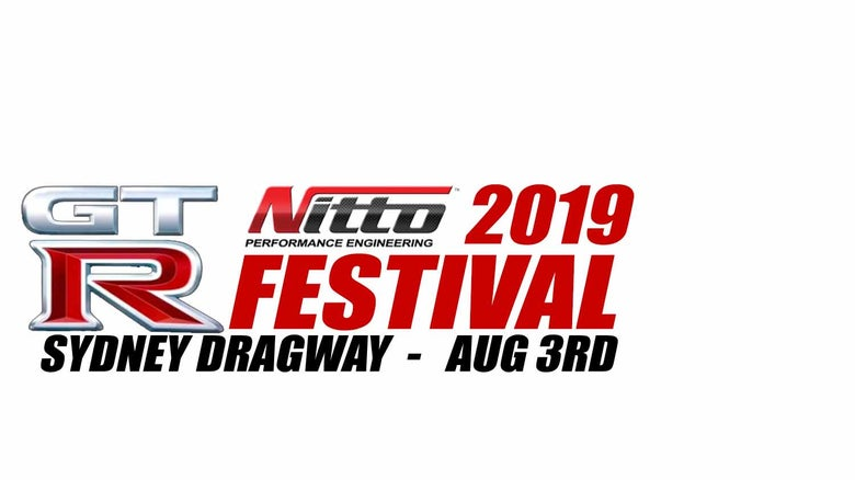 Image of 2019 GT-R Festival  - Drag Racing Discounted Pre Entry