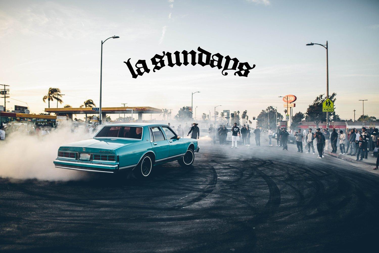 Image of LASundays Box T-Shirt