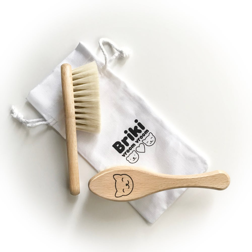 Image of Brosse à cheveux Chat