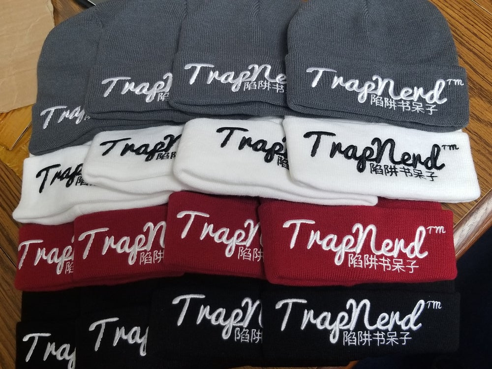 Image of Official TrapNerd Beanies