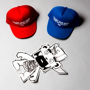 Image of Make Hip-Hop Great Again Trucker Hats