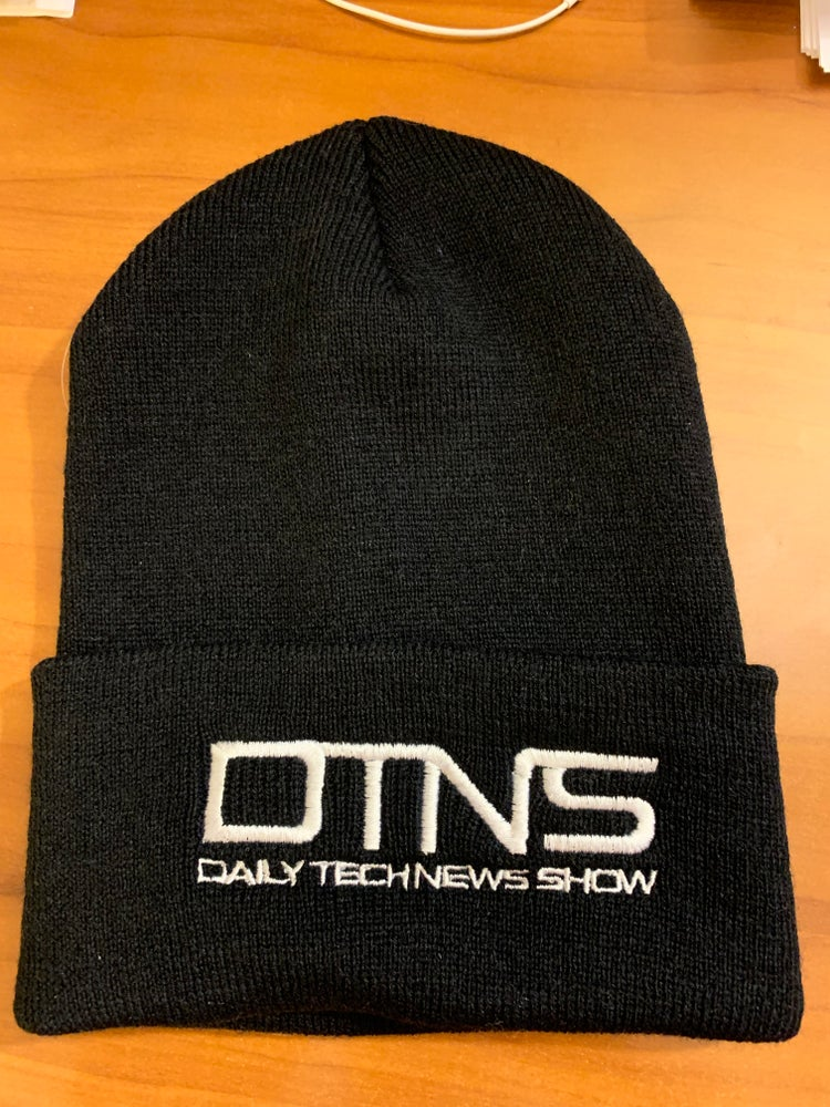 Image of DTNS Knit Beanie with Classic Logo
