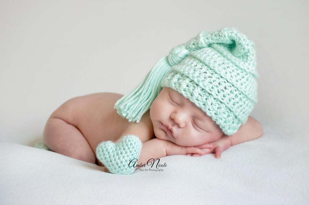 Image of Solid Tassel Hat *More Colors*