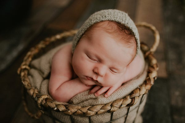 Image of 2019-2020 Full Newborn Session {$150}
